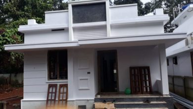 Photo of 940 Sq Ft 2BHK Modern and Beautiful Single-Storey House and Free Plan