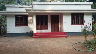 Photo of 1000 Sq Ft 3BHK Single Floor Simple House and Free Plan, 14 Lacks