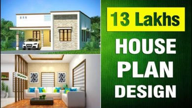 Photo of 1169 Sq Ft 2BHK Beautiful Single Floor House and Free Plan, 13 Lacks
