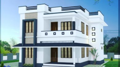 Photo of 1650 Sq Ft 3BHK Beautiful Double Floor House and Free Plan