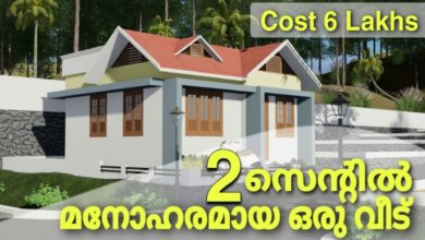 Photo of 425 Sq Ft 2BHK Beautiful Single Floor Low Budget House and Free Plan, 6 Lacks