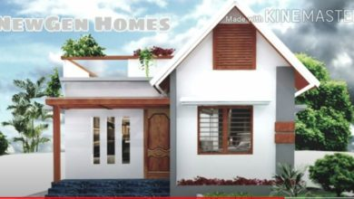 Photo of 450 Sq Ft 2BHK Modern Single Floor House and Free Plan, 6.3 Lacks