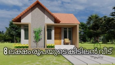 Photo of 530 Sq Ft 2BHK Beautiful Single Floor House and Free Plan, 8 Lacks