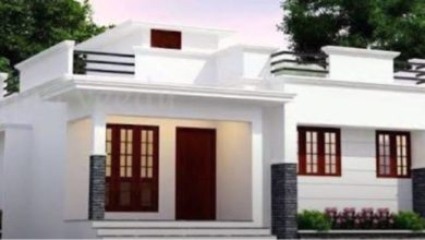 Photo of 853 Sq Ft 2BHHK Modern Single Floor House and Free Plan, 11 Lacks