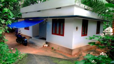 Photo of 1084 Sq Ft 3BHK Simple and Beautiful Single Floor House and Free Plan, 14 Lacks