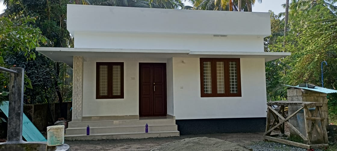 620 Sq Ft 2BHK Single Floor House and Free Plan, 9 Lacks