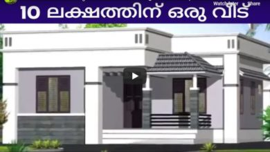 Photo of 900 Sq Ft 2BHK Traditional Style Single-Storey House and Free Plan, 10 Lacks