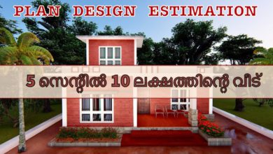 Photo of 928 Sq Ft 2BHK Low Budget Single Floor House and Free Plan, 10 Lacks