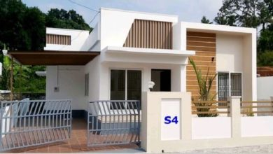 Photo of 940 Sq Ft 2BHK Single Floor Low Budget House and Free Plan