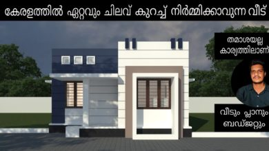 Photo of 523 Sq Ft 2BHK Modern Single Floor House and Free Plan, 8 Lacks