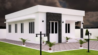 Photo of 713 Sq Ft 2BHK Modern Single Floor House and Free Plan