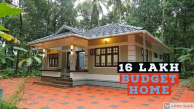 Photo of 1100 Sq Ft 2BHK Traditional Style Single Floor House, 16 Lacks