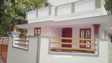 Photo of 650 Sq Ft 2BHK Single Floor Modern House and Free Plan