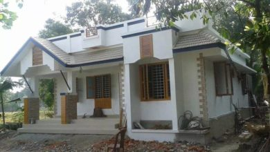 Photo of 1188 Sq Ft 3BHK Traditional Style Single Floor House and Free Plan