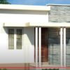 438 Sq Ft 2BHK Modern Single Floor House and Free Plan, 5.5 Lacks