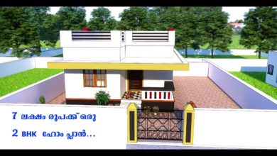 Photo of 600 Sq Ft 2BHK Single Floor Low Budget PMAY House and Free Plan, 7 Lacks