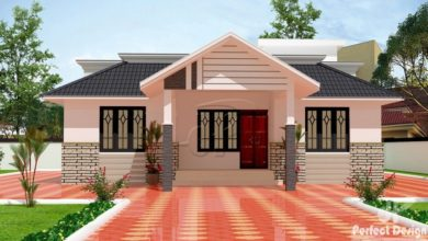 Photo of 1150 Sq Ft 3BHK Traditional Style Beautiful House and Free Plan