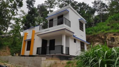 Photo of 756 Sq Ft 2BHK Two-Storey Beautiful House and Free Plan