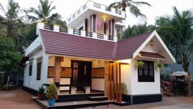 Photo of 650 Sq Ft 2BHK Traditional Style Single Floor House and Free Plan, 10 Lacks