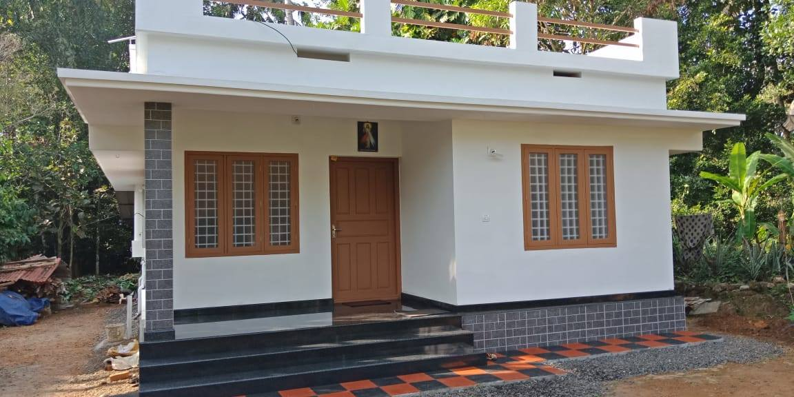 750 Sq Ft 2BHK Beautiful House and Free Plan, 11 Lacks