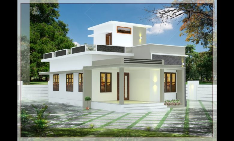 800 Sq Ft 2BHK Beautiful Single Floor House and Free Plan, 11 Lacks
