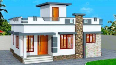 Photo of 800 Sq Ft 2BHK Beautiful Single-Storey House and Free Plan, 12 Lacks