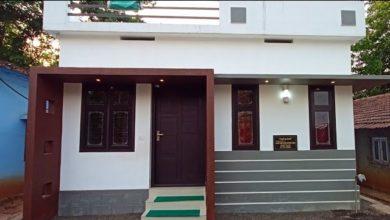 Photo of 452 Sq Ft 2BHK Beautiful Single Floor House at 2 Cent Plot, 5.60 Lacks