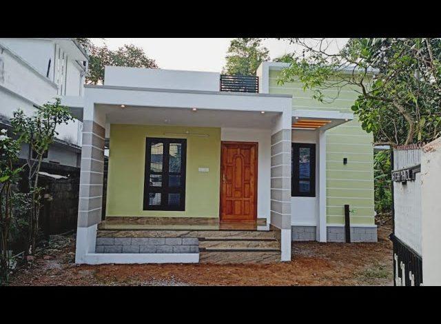 660 Sq Ft 2BHK Modern Single Floor House, 9.25 Lacks