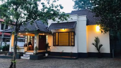 Photo of Traditional Style Single Floor 3BHK Beautiful House and Free Plan