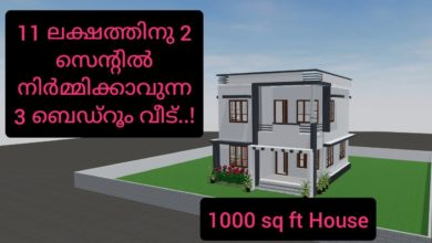 Photo of 1050 Sq Ft 3BHK Double Floor House and Free Plan, 11 Lacks