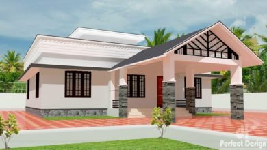 Photo of 1108 Sq Ft 3BHK Traditional Style Beautiful Home and Free Plan, 16 Lacks
