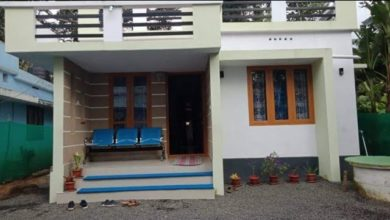 Photo of 500 Sq Ft 2BHK Modern Single Floor House and Free Plan, 7.5 Lacks