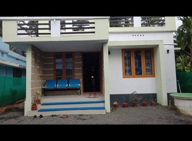 500 Sq Ft 2BHK Modern Single Floor House and Free Plan, 7.5 Lacks
