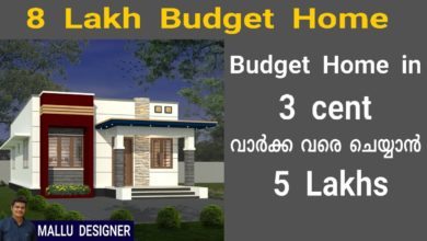 Photo of 529 Sq Ft 2BHK Modern Single Floor Home and Free Plan, 8 Lacks