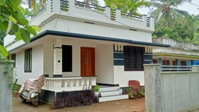 Photo of 620 Sq Ft 2BHK Beautiful Single Floor House and Free Plan, 9 Lacks