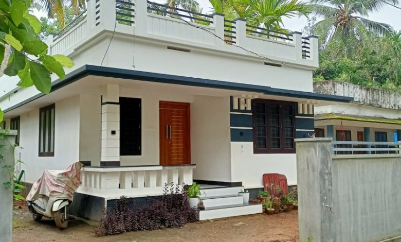 620 Sq Ft 2BHK Beautiful Single Floor House and Free Plan, 9 Lacks
