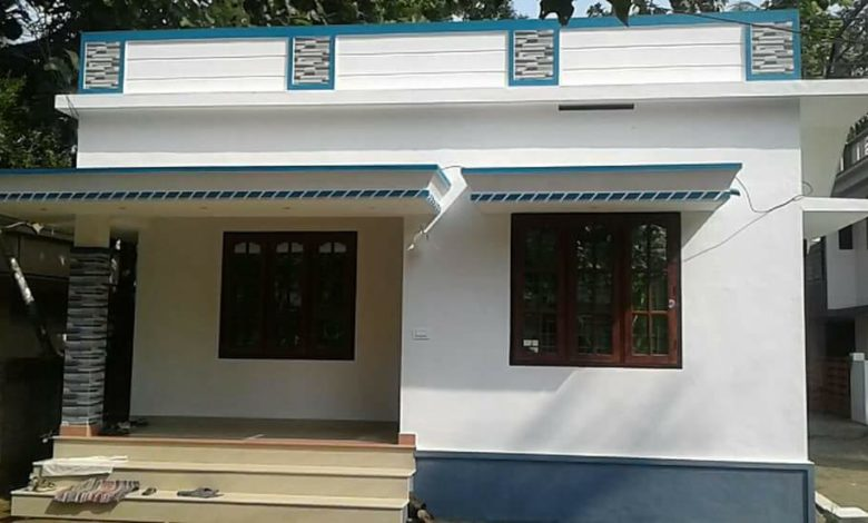 680 Sq Ft 2BHK Single Floor House and Free Plan, 10 Lacks