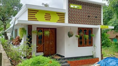 Photo of 700 Sq Ft 2BHK Modern Single Floor Home and Free Plan, 10 Lacks