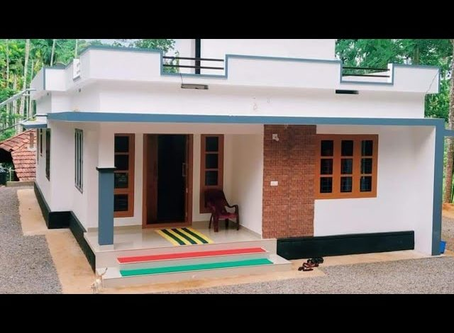 882 Sq Ft 2BHK Low Budget House and Free Plan, 12 Lacks