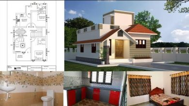 Photo of 700 Sq Ft 2BHK Traditional Style Beautiful House and Free Plan, 10 Lacks