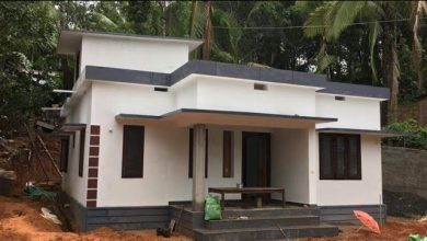 Photo of 850 Sq Ft 2BHK Low Budget House and Free Plan, 12 Lacks