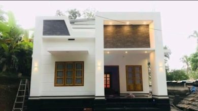 Photo of 990 Sq Ft 2BHK Modern Single Floor Home and Free Plan, 15 Lacks