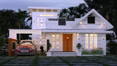 Photo of 1479 Sq Ft 3BHK Contemporary Style Beautiful Home and Free Plan