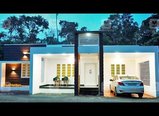 1500 Sq Ft 4BHK Box Type Single Storey Home and Free Plan