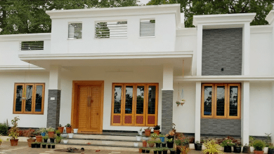 Photo of 1534 Sq Ft 3BHK Modern Simple House and Free Plan, 25 Lacks