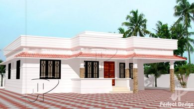 Photo of 851 Sq Ft 2BHK Beautiful Single Floor House and Free Plan, 12 Lacks