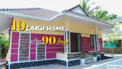 Photo of 643 Sq Ft 2BHK Beautiful Traditional Style House, 10 Lacks with Interior