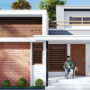 950 Sq Ft 2BHK Contemporary Style Single Storey Home and Free Plan, 13 Lacks